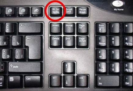 Как сделать скрин экрана на компьютере виндовс 10 - 84717